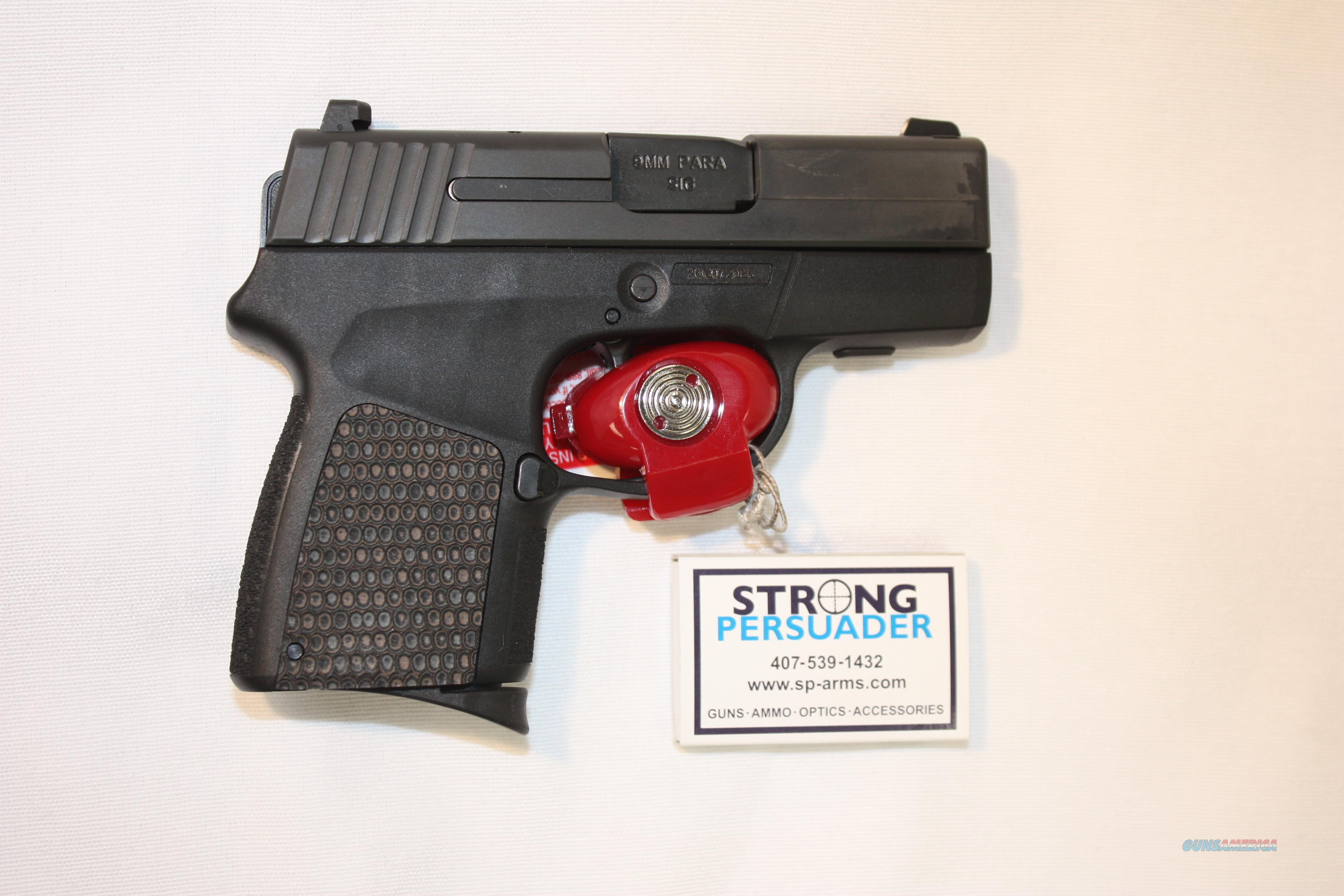 USED Sig Sauer P290RS Every Day Carry Extreme  Guns > Pistols > Sig - Sauer/Sigarms Pistols > P290