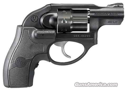 Ruger LCR 22 w/ Crimson Trace Grips  Guns > Pistols > Ruger Double Action Revolver > LCR