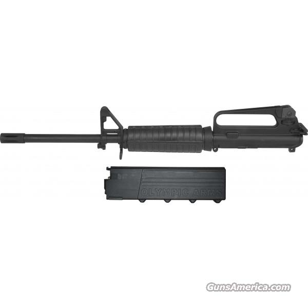 Olympic Arms AR 15 45 ACP Complete Upper  Guns > Rifles > Olympic Arms Rifles