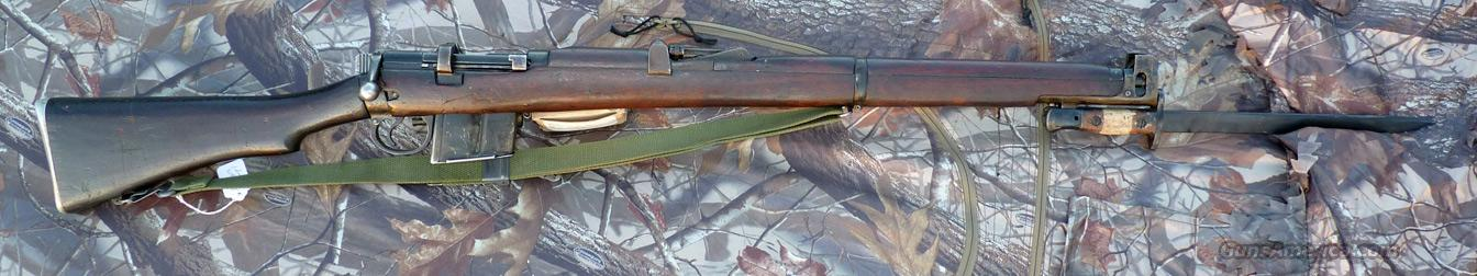 Enfield Smile Ishapore  1967 7.62 308  Guns > Rifles > Enfield Rifle