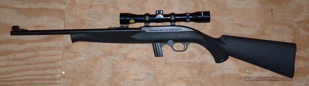 Mossberg 702 Plinkster 22 semi rifle Price Cut  Guns > Rifles > Mossberg Rifles > Plinkster Series