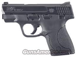 Smith and Wesson M&P Shield 40  New   Guns > Pistols > Smith & Wesson Pistols - Autos > Shield