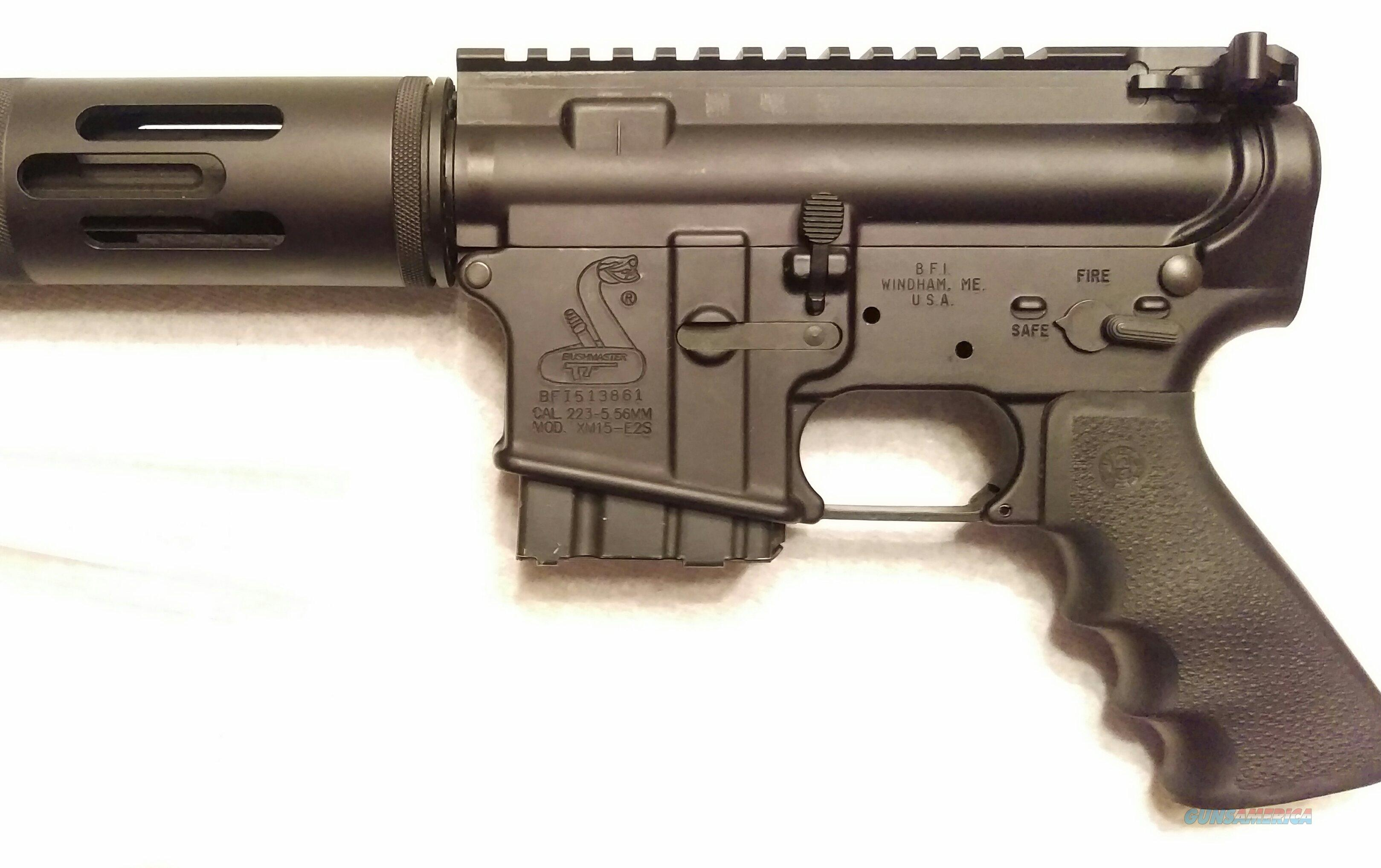 Bushmaster Predator AR-15 upper lower receiver  Guns > Rifles > Bushmaster Rifles > Complete Rifles