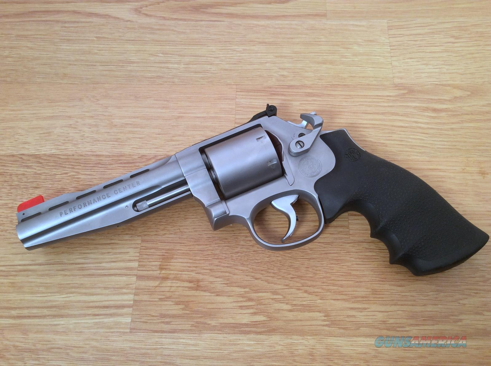 Smith & Wesson 686 Plus Performance Center, 5 inch, 7 shot  Guns > Pistols > Smith & Wesson Revolvers > Med. Frame ( K/L )