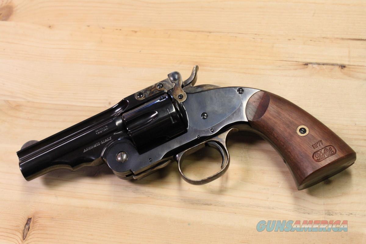 Cimarron No. 3 Schofield, 3.5 inch, 38 Special, Like New  Guns > Pistols > Cimarron Pistols