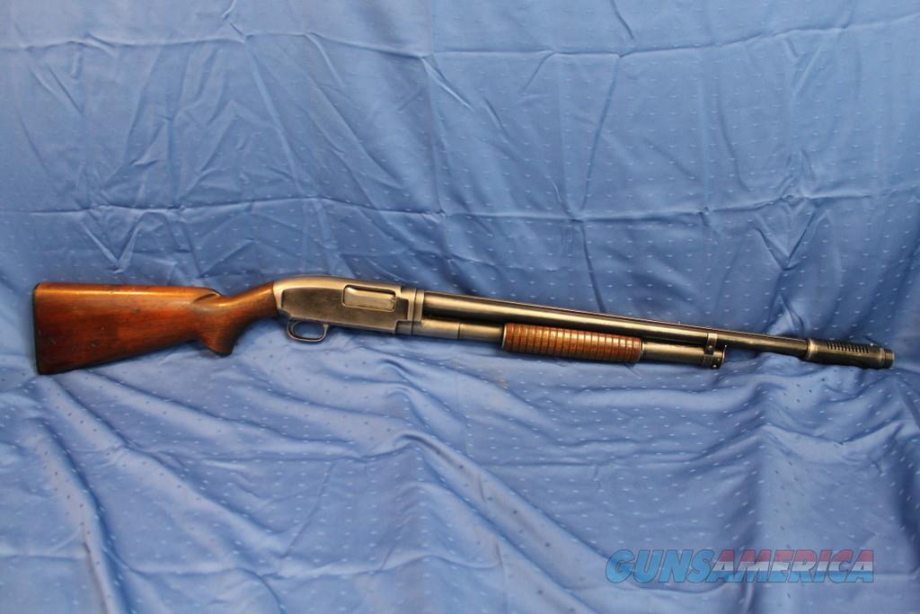 Winchester Model 12 WS-1 12 gauge Skeet gun  Guns > Shotguns > Winchester Shotguns - Modern > Pump Action > Trap/Skeet