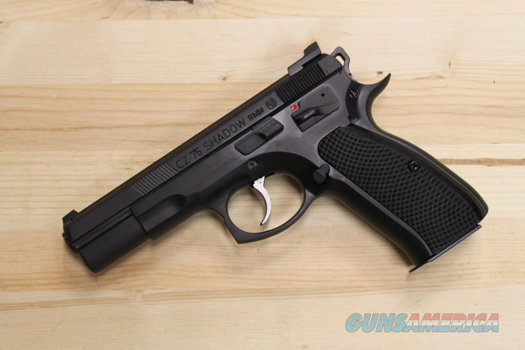 CZ-USA CZ 75 SHADOW TAC II 9MM, NIB  Guns > Pistols > CZ Pistols