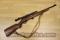 Mossberg Model 152 with Mossberg Scope  Guns > Rifles > Mossberg Rifles > Other Bolt Action
