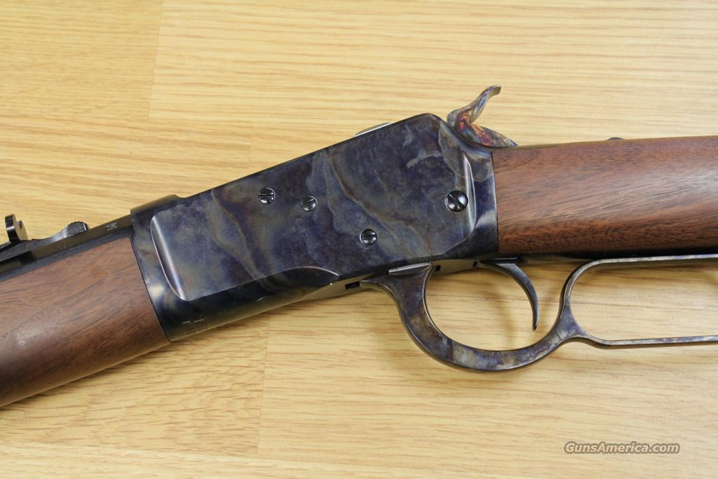 Winchester Model 1892, 357 mag, SN 001  Guns > Rifles > Winchester Rifles - Modern Lever > Other Lever > Post-64