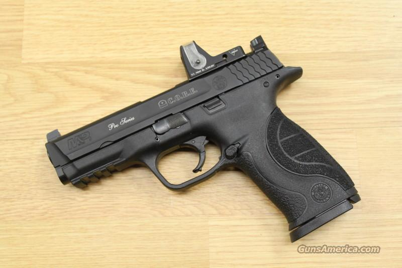 S&W M+P CORE, 9MM with Trijicon RMR  Guns > Pistols > Smith & Wesson Pistols - Autos > Polymer Frame