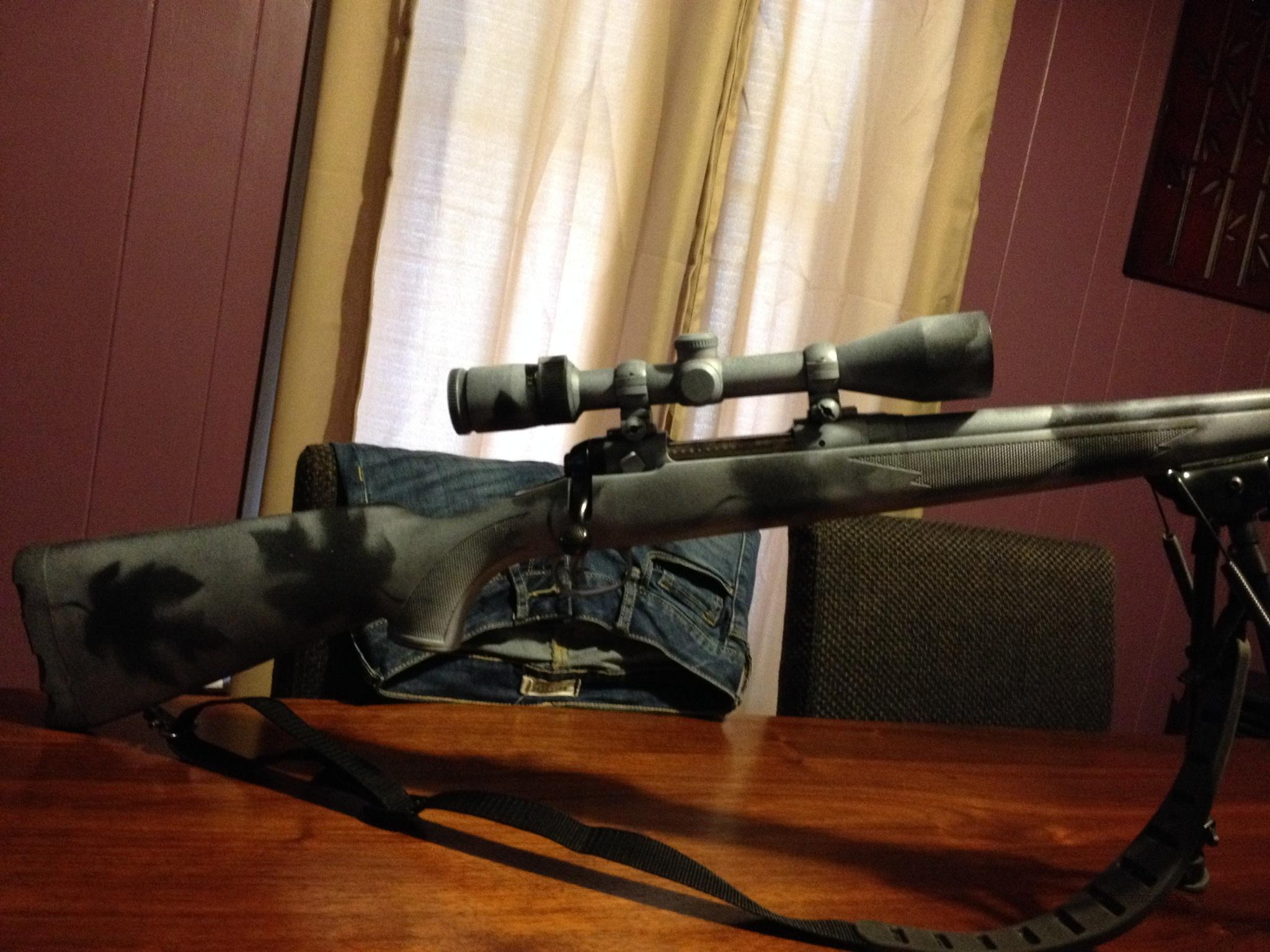 Savage 11  Guns > Rifles > Savage Rifles > Accutrigger Models > Sporting