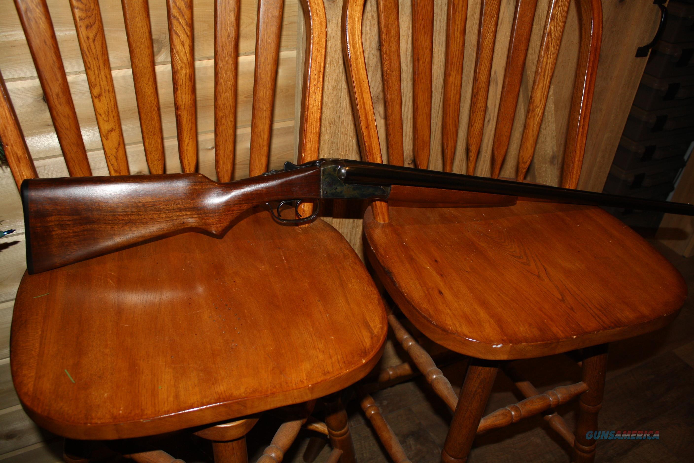 STEVENS 311-A 20 GAUGE SIDE BY SIDE EXCEPTIONAL  Guns > Shotguns > Stevens Shotguns