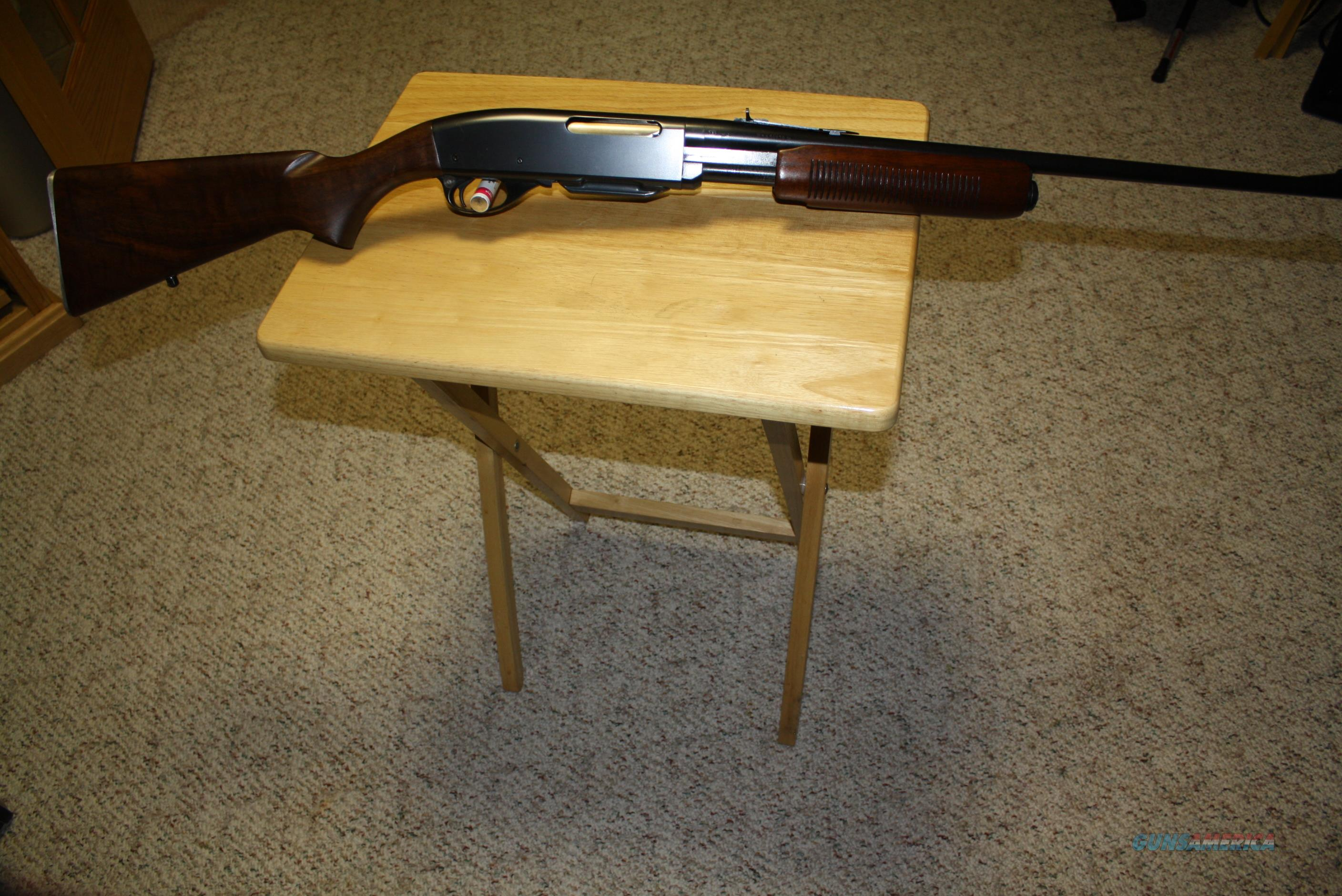 FIRST YEAR PRODUCTION MODEL 760 .300 SAVAGE EXCEPTIONAL  Guns > Rifles > Remington Rifles - Modern > Other