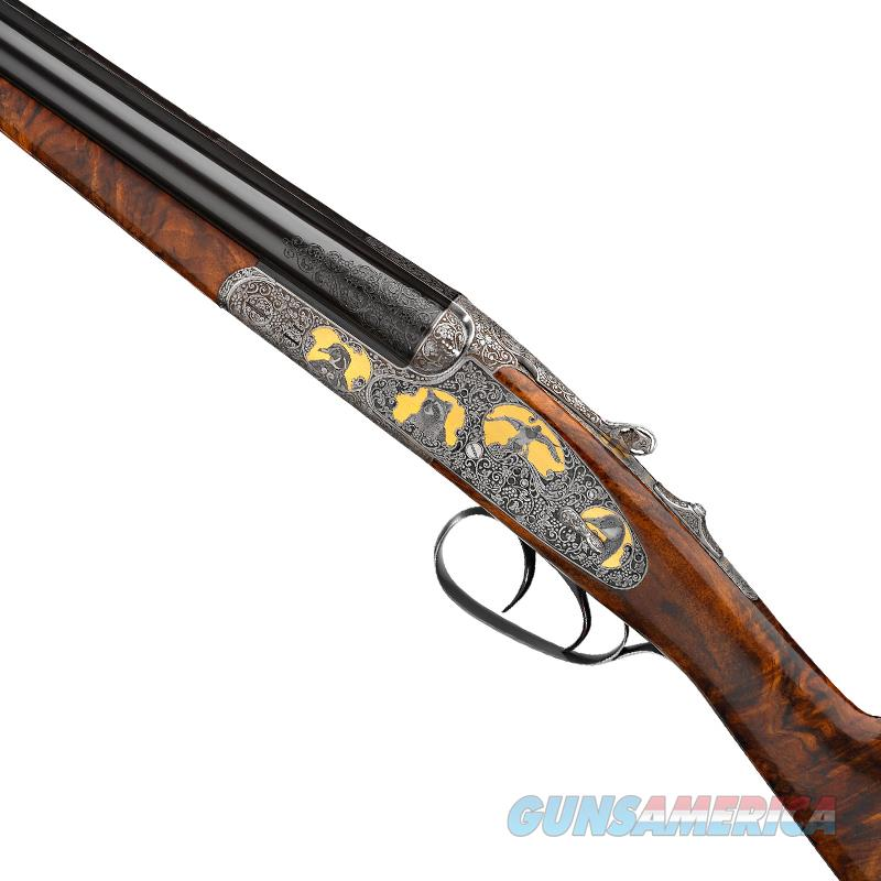 PMP Custom Rib Drilling - 28ga x 28ga x 22lr  Guns > Shotguns > Drilling & Combo Shotgun Rifle Combos