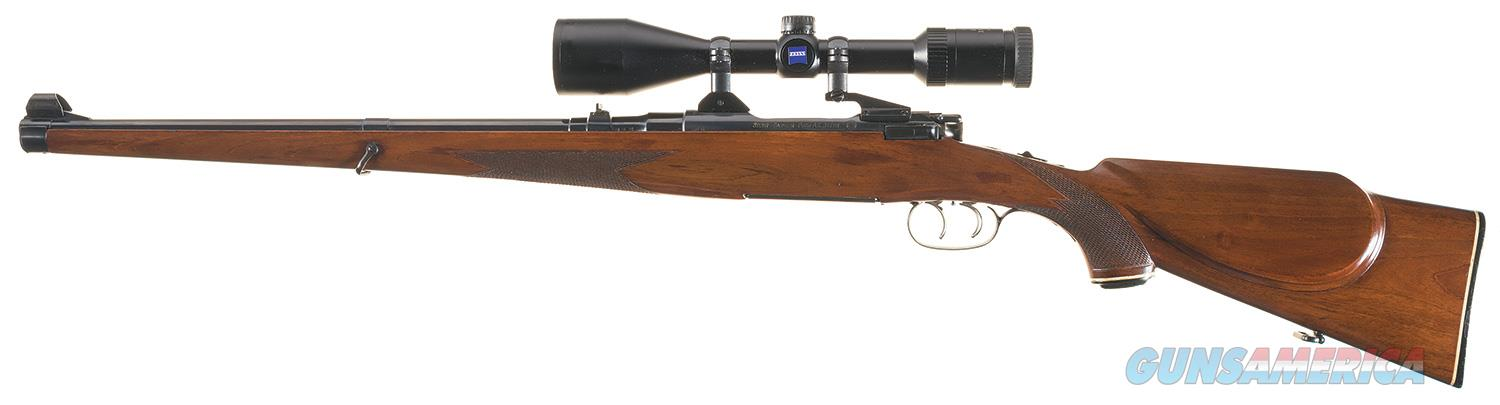 Steyr MCA Model Bolt Action Rifle with Zeiss Scope  Guns > Rifles > Steyr Rifles
