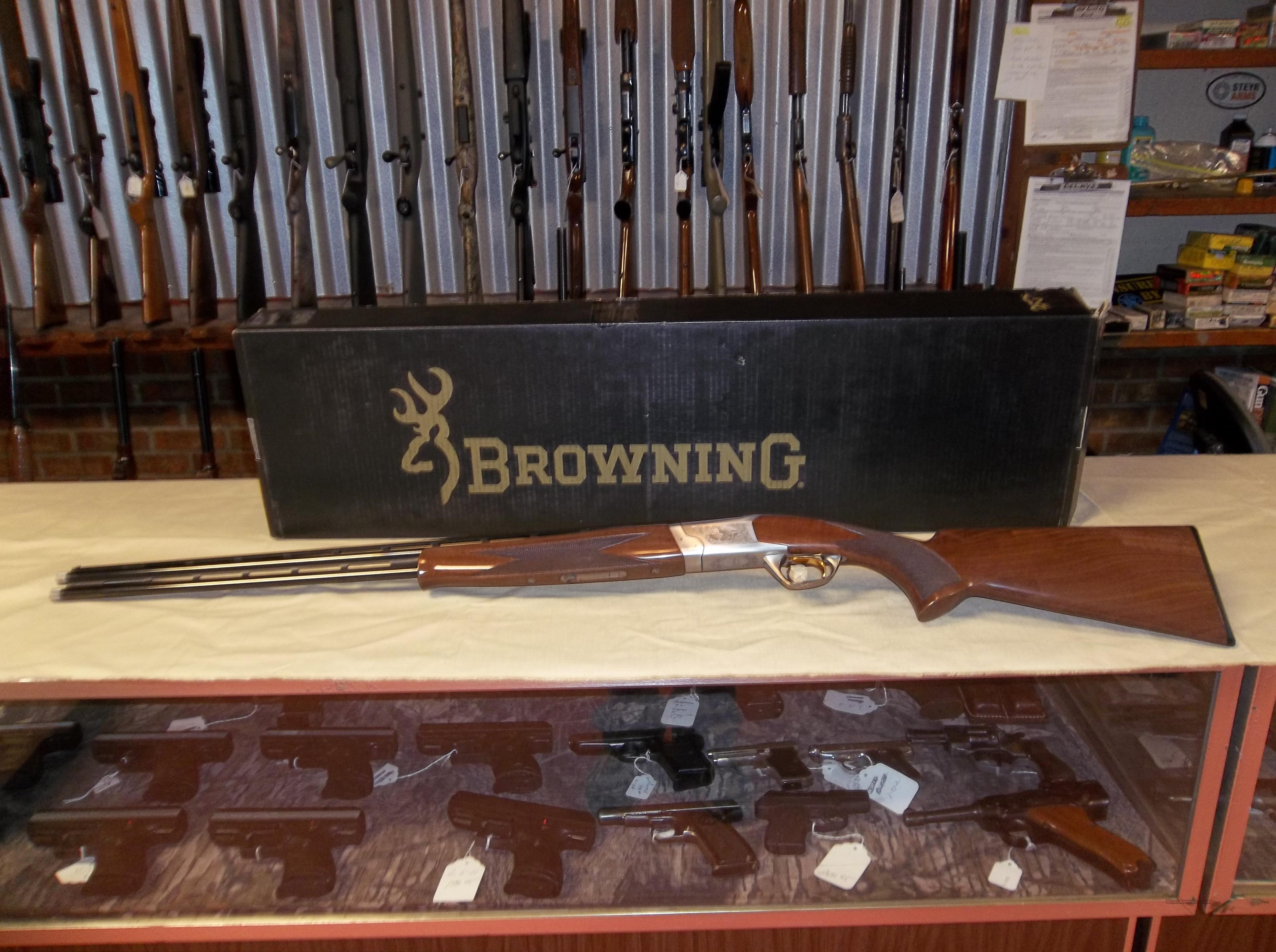 Browning Cynergy Classic Field 410  Guns > Shotguns > Browning Shotguns > Over Unders > Cynergy > Hunting
