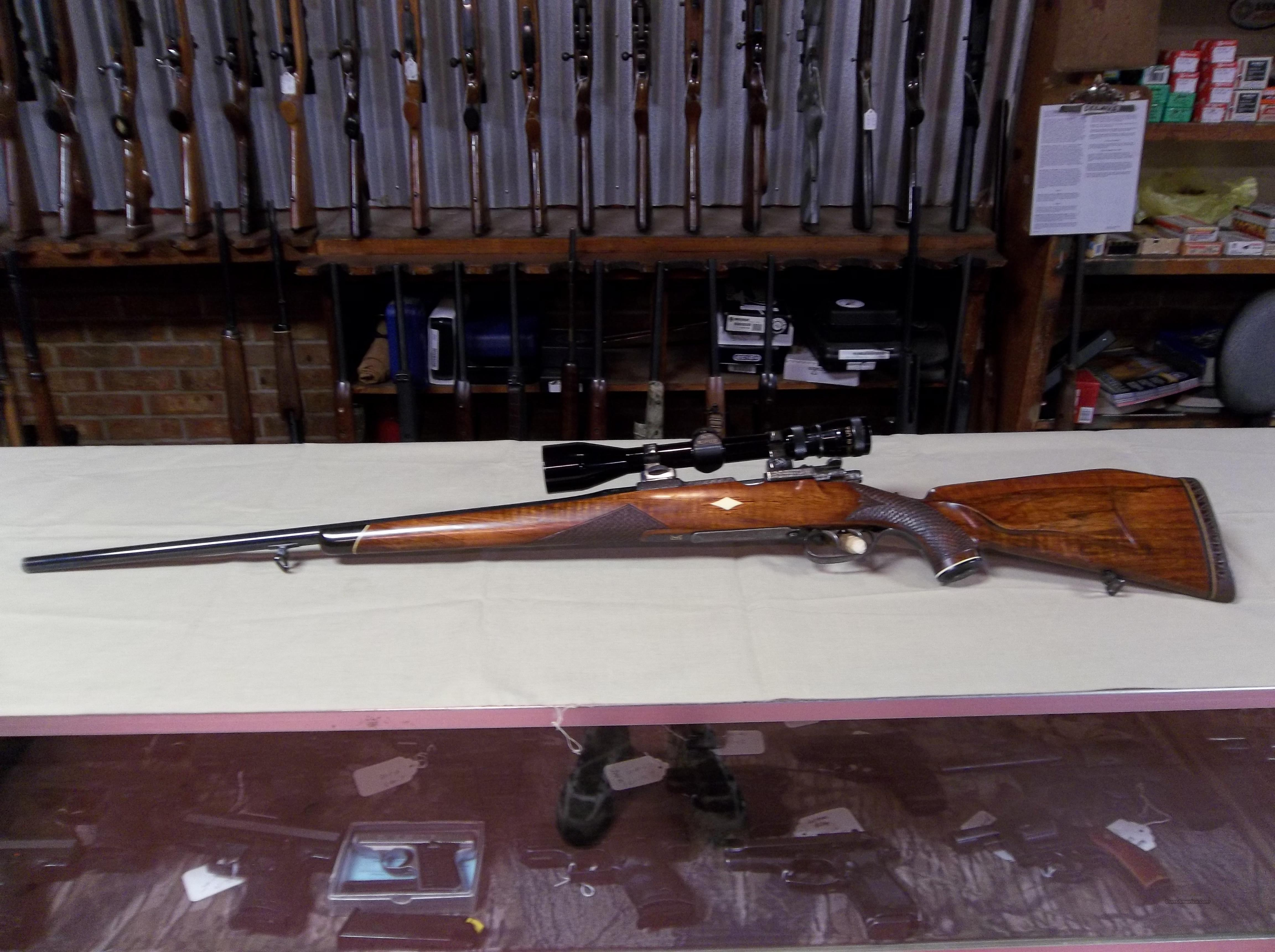 Beautiful Custom Mauser  Guns > Rifles > Mauser Rifles > German