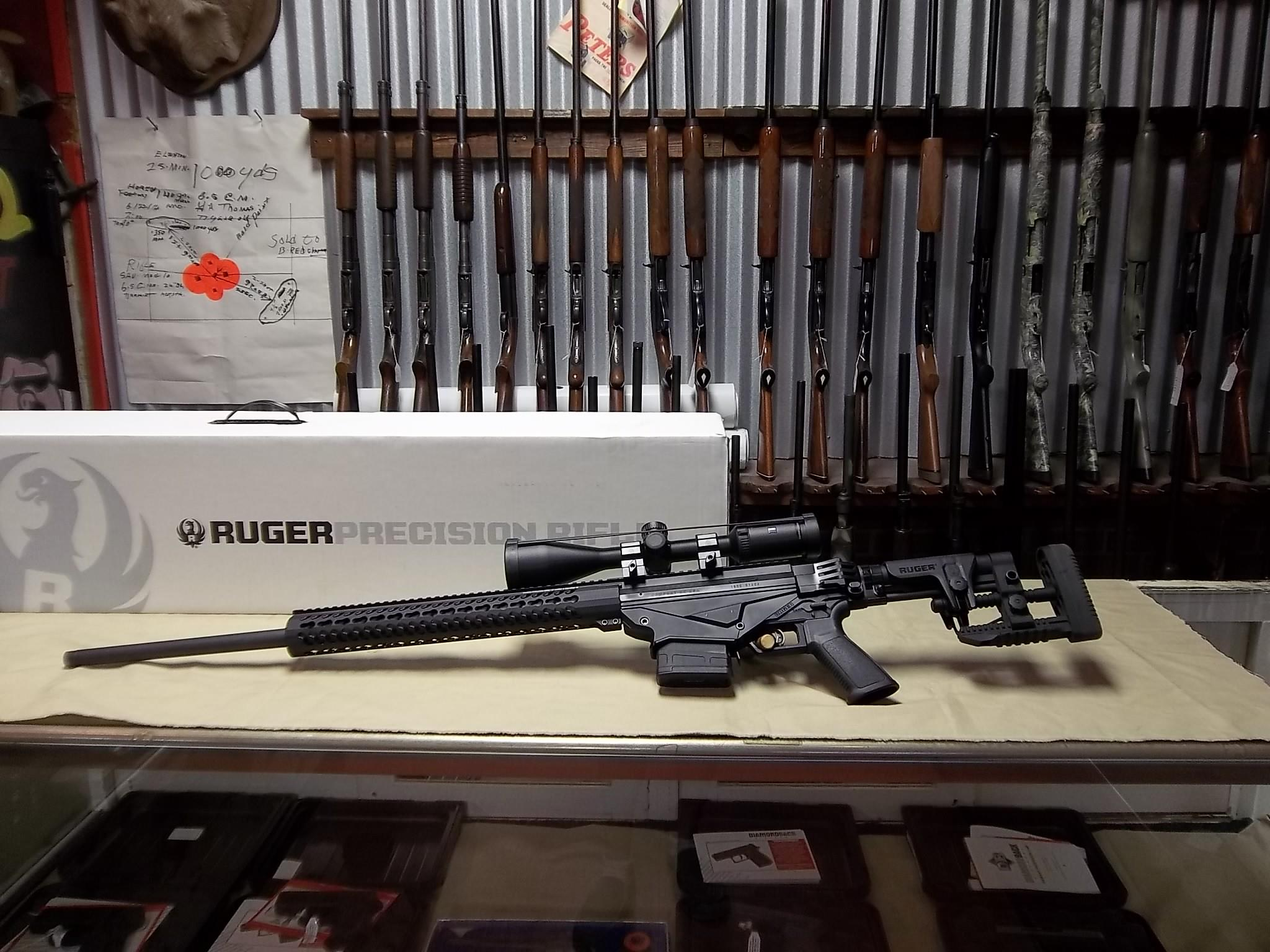 Ruger Precession 243 Win.  Guns > Rifles > Ruger Rifles > SR Series