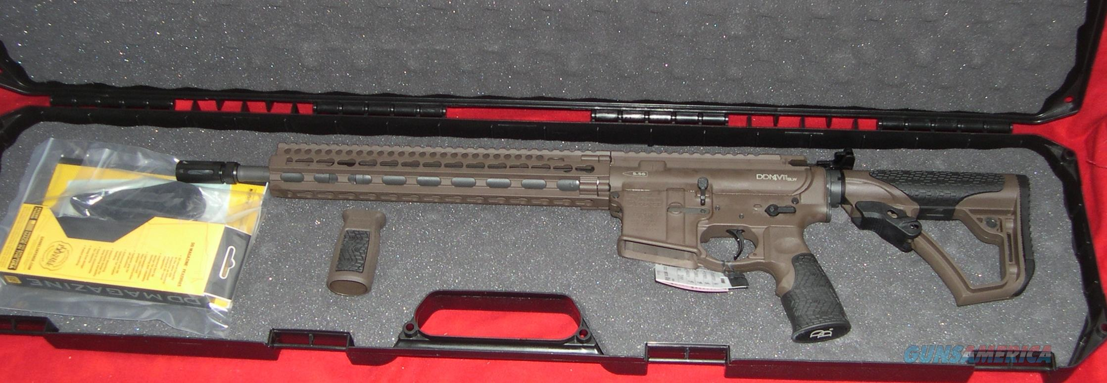 Daniel Defense DDM4V11SLW  Guns > Rifles > Daniel Defense > Complete Rifles