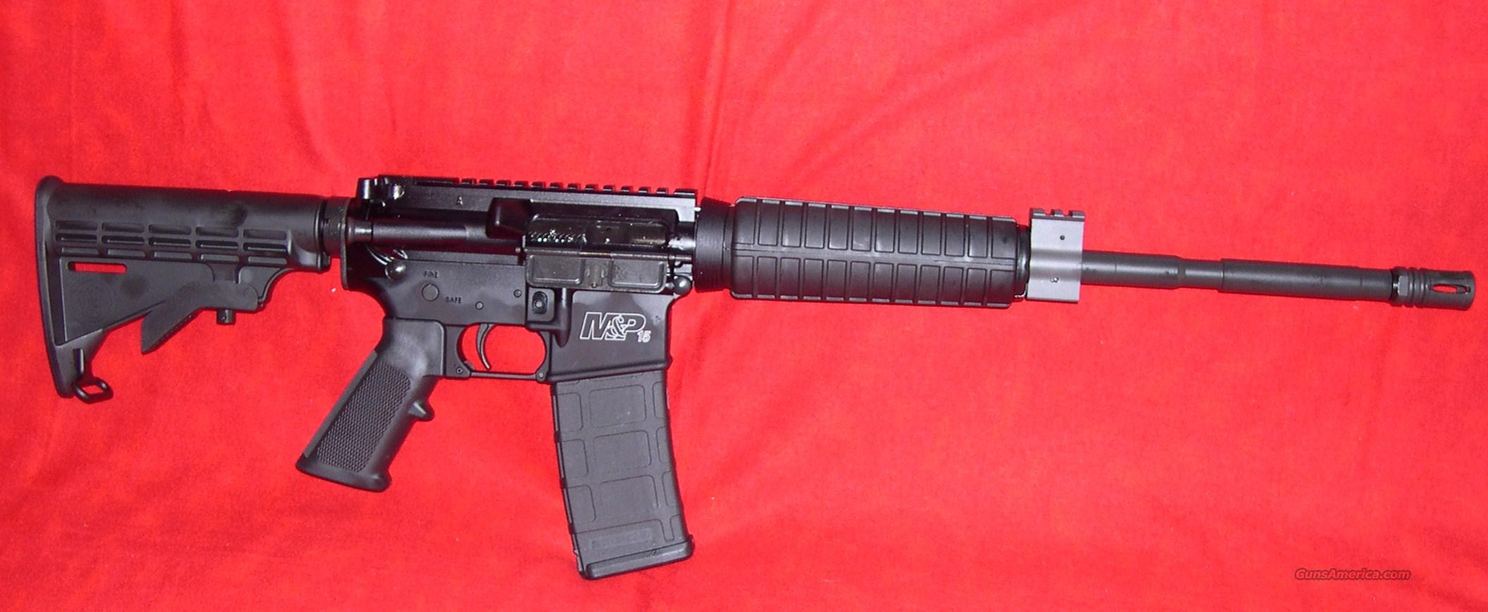S&W M&P15 OR Buy it Now Free Shipping  Guns > Rifles > Smith & Wesson Rifles > M&P