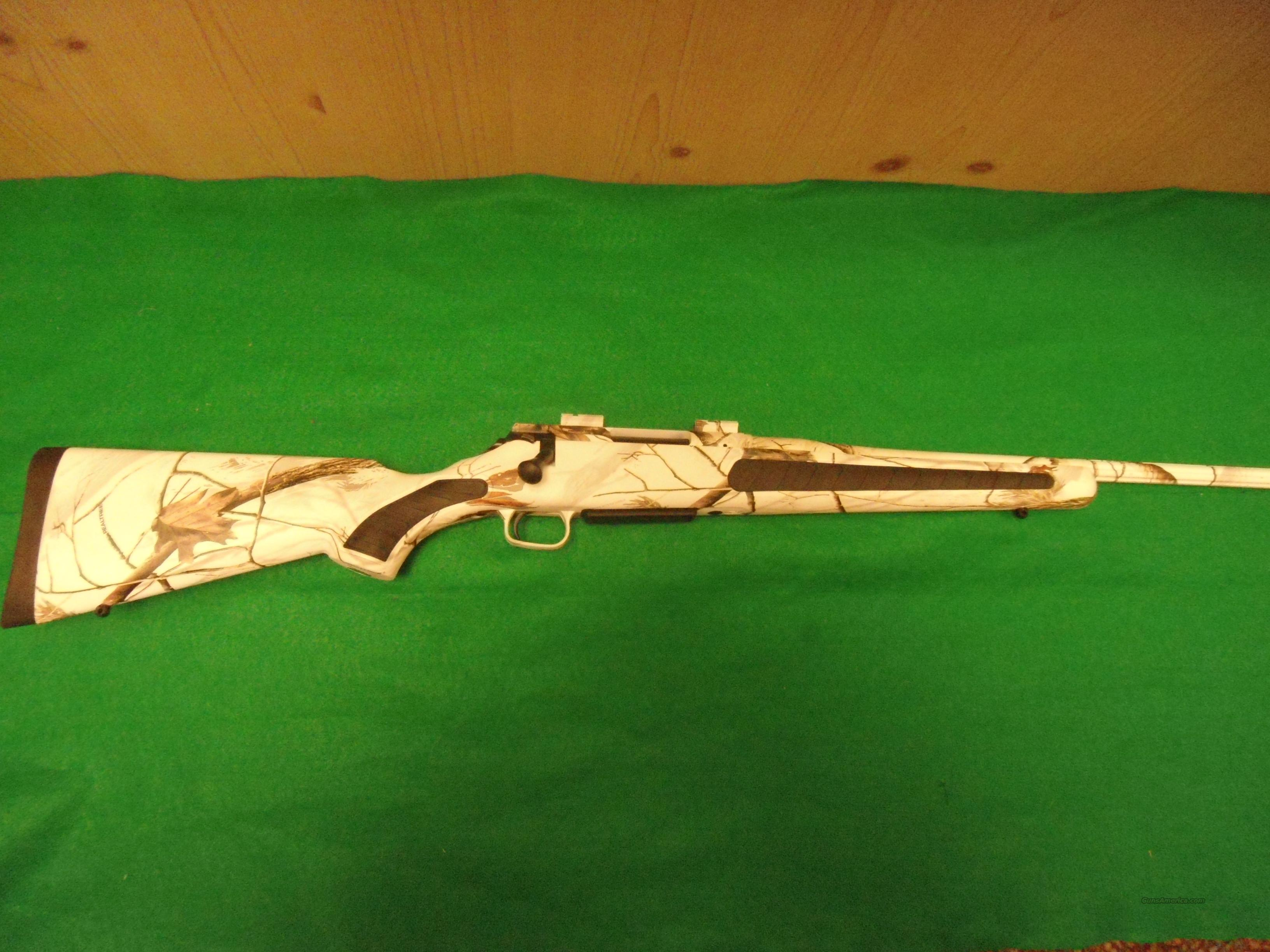 THOMPSON CENTER VENTURE SNOW CAMO  Guns > Rifles > Thompson Center Rifles > Encore