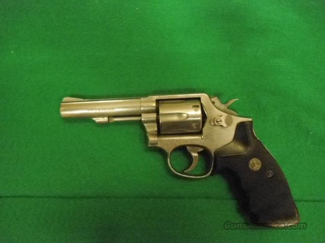 SMITH AND WESSON MODEL 65-4  Guns > Pistols > Smith & Wesson Revolvers > Full Frame Revolver
