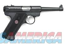 "RUGER MARK III 4.75"" INCH BBL 10104  Guns > Pistols > Ruger Semi-Auto Pistols > Mark I & II Family"