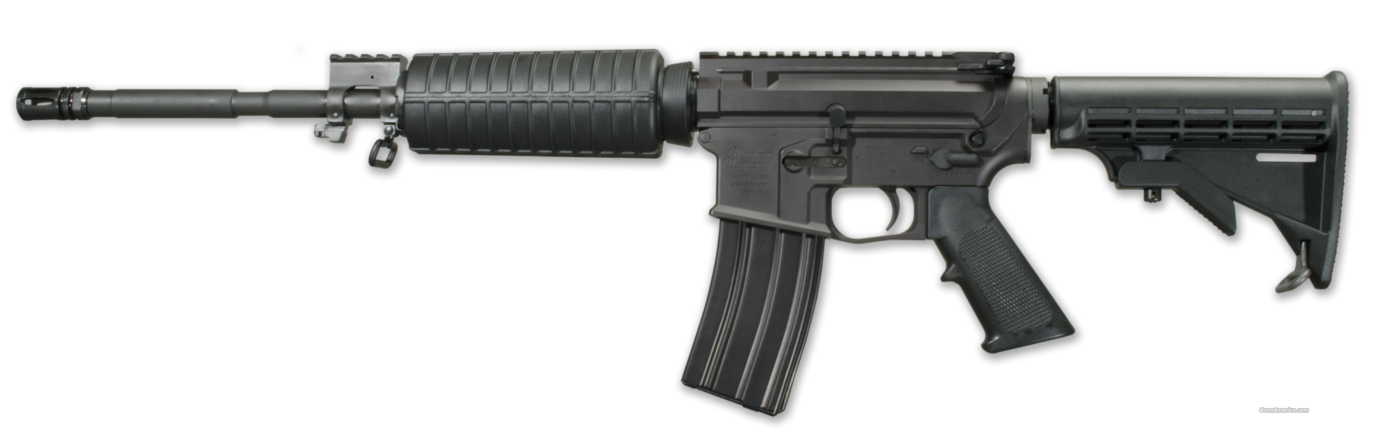 Windham Weaponry  AR 15 CF Receiver 223/5.56mm  Guns > Rifles > AR-15 Rifles - Small Manufacturers > Complete Rifle