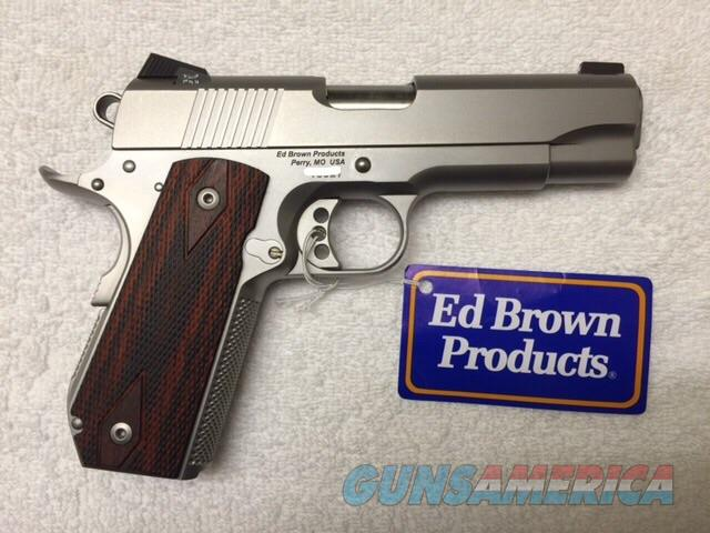 Ed Brown Special Forces Carry w/ Upgrades  Guns > Pistols > Ed Brown Pistols