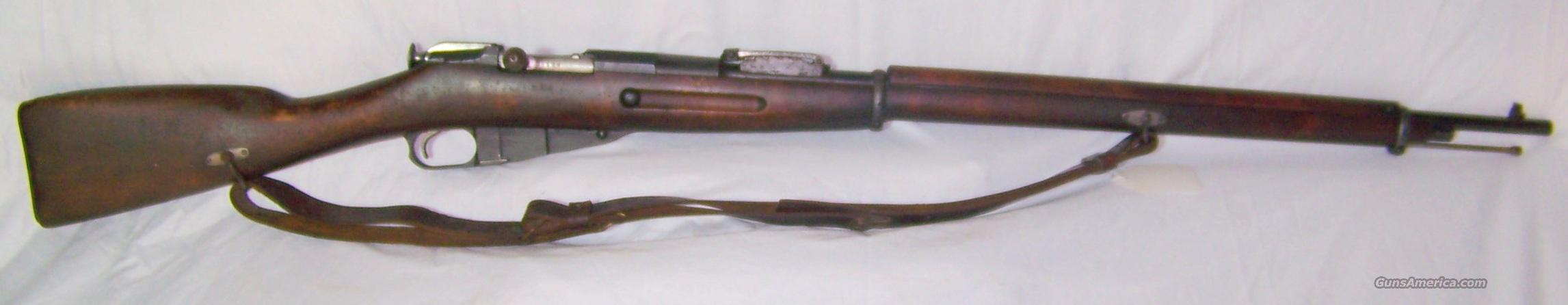 1942 Finnish M91 7.62x54R  Guns > Rifles > Mosin-Nagant Rifles/Carbines