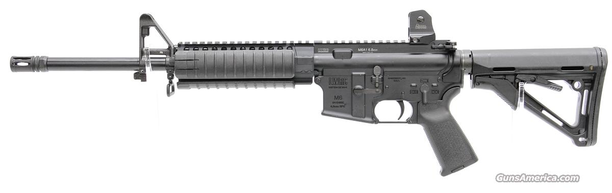 "LWRC M6A1 Chambered in 6.8mm SPC ""New In Box""   Guns > Rifles > AR-15 Rifles - Small Manufacturers > Complete Rifle"