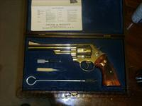 "Smith & Wesson model 29-2 Nickel w/ 6.5"" barrel  Guns > Pistols > Smith & Wesson Revolvers > Full Frame Revolver"