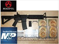SMITH AND WESSON MP15 MAGPUL EDITION MID-LENGHT 1/8 BARREL TWIST    Smith & Wesson Rifles > M&P