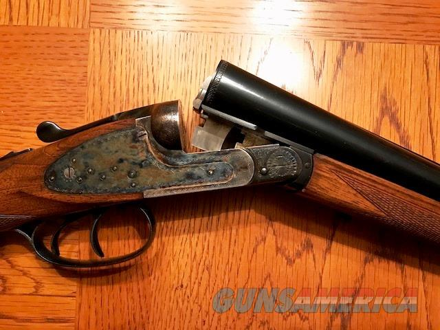 "Vincenzo Bernardelli Roma 3E 12ga 26 3/4"" barrels with English stock   Guns > Shotguns > Double Shotguns (Misc.)  > Italian"