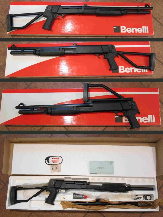 Benelli M3 with Folding Stock REDUCED!  Guns > Shotguns > Benelli Shotguns > Tactical