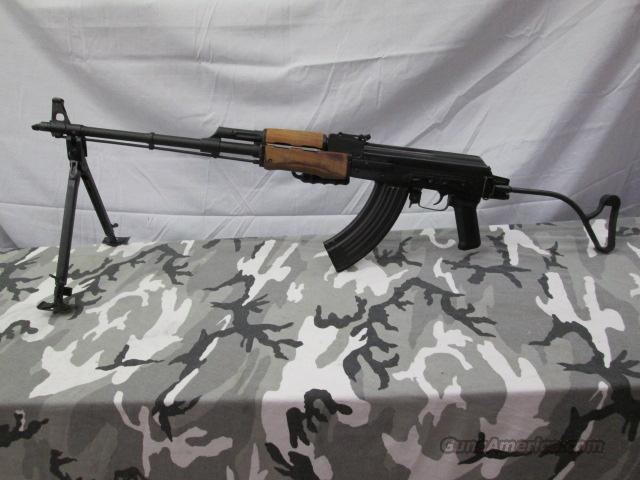 CENTURY ROMANIAN RPK (AES-10B) WITH FOLDING STOCK  Guns > Rifles > AK-47 Rifles (and copies) > Folding Stock