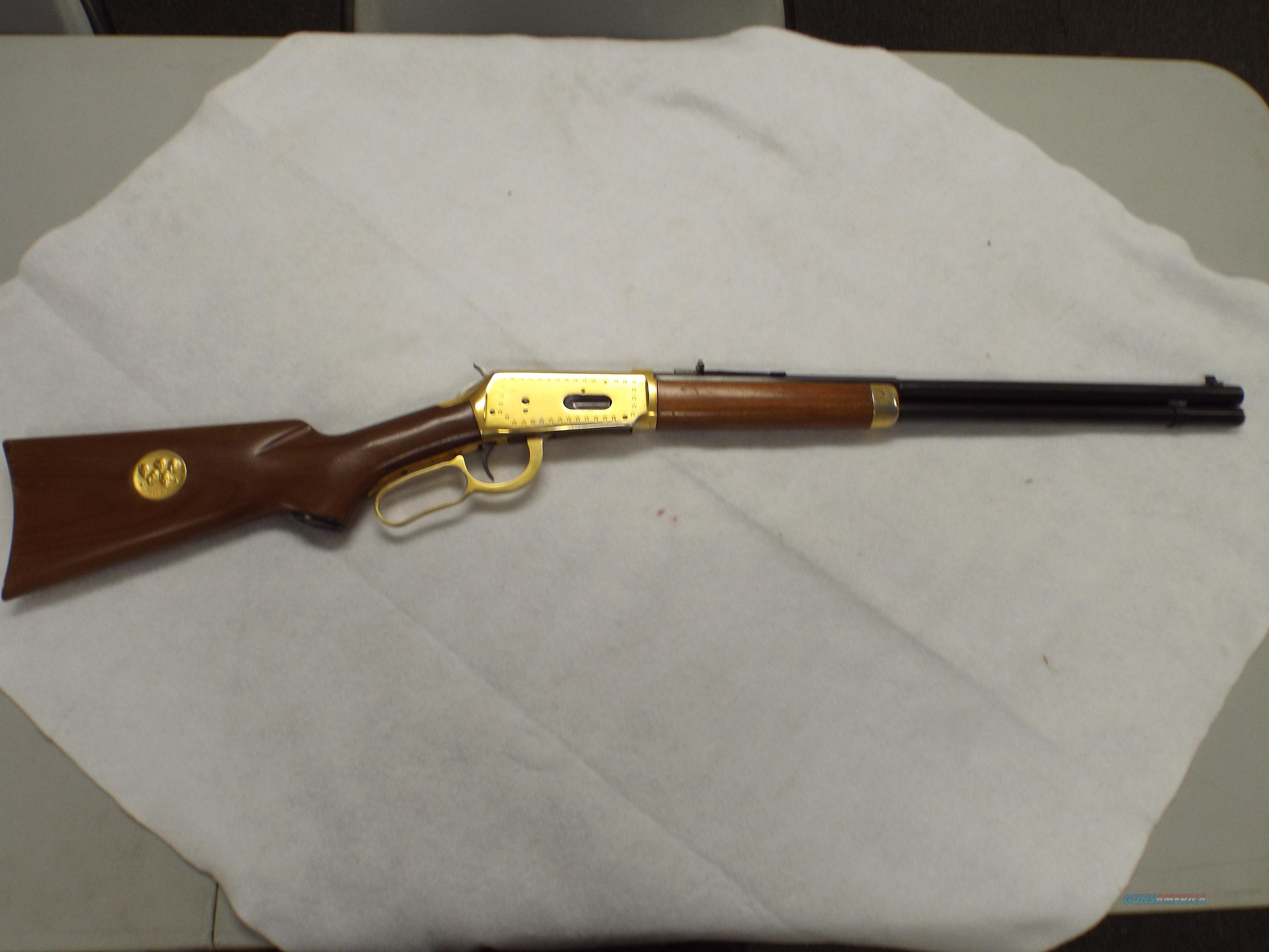 Winchester 94 Lone Star Commemorative  Guns > Rifles > Winchester Rifles - Modern Lever > Model 94 > Post-64