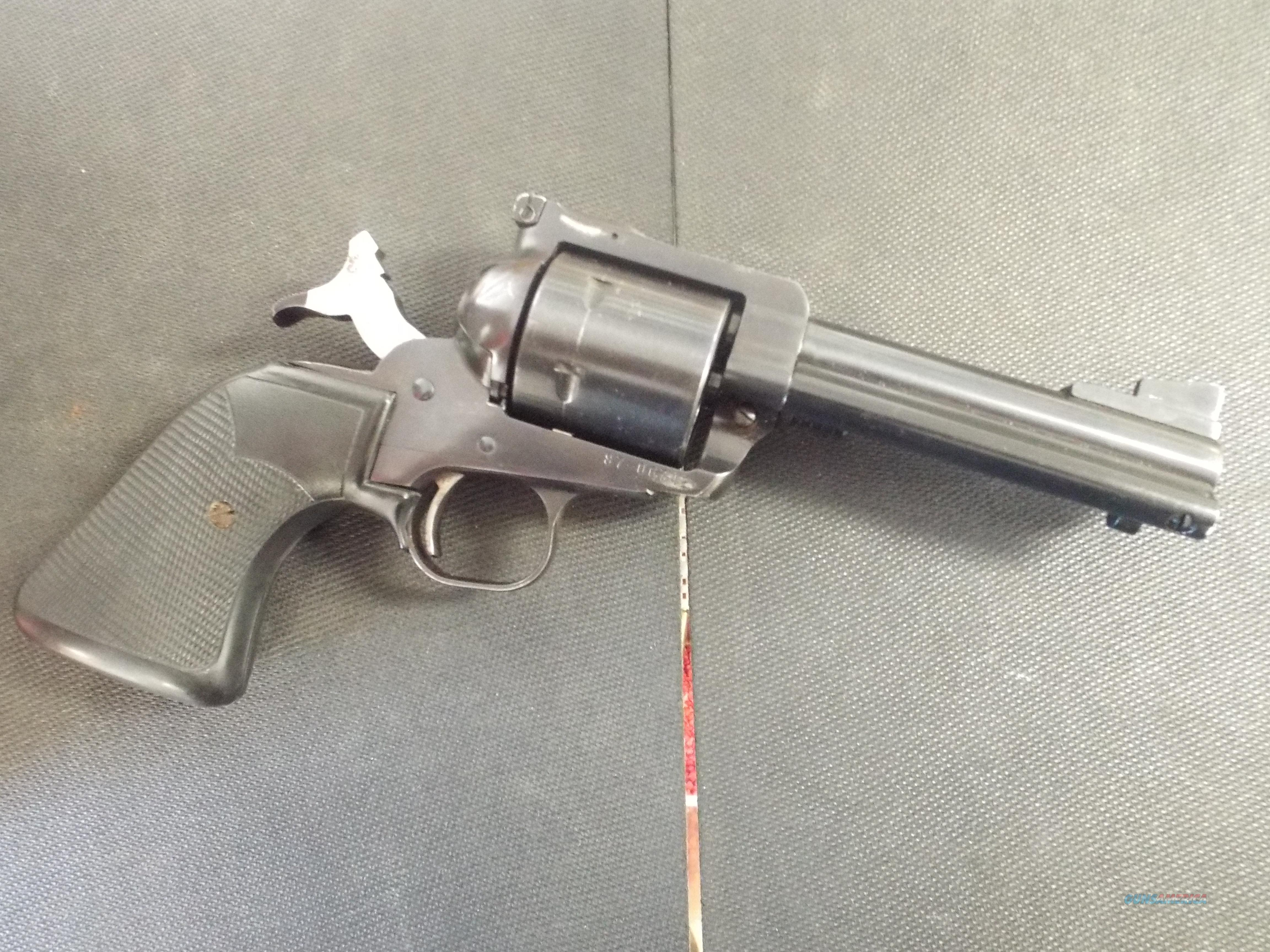 "Ruger New Model Super Redhawk 4.5"" Barrel .44 Magnum  Guns > Pistols > Ruger Single Action Revolvers > Blackhawk Type"