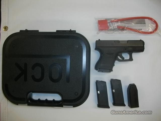 GLOCK 26 9 MM GEN 4 NEW IN BOX  Guns > Pistols > Glock Pistols > 26/27