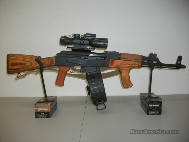 AK 47 TACICAL WASR 10   Guns > Rifles > AK-47 Rifles (and copies) > Full Stock