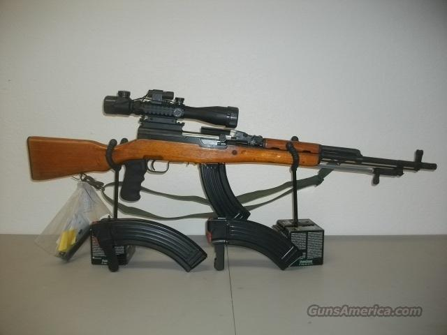SKS NORICO TYPE 56  Guns > Rifles > SKS Rifles