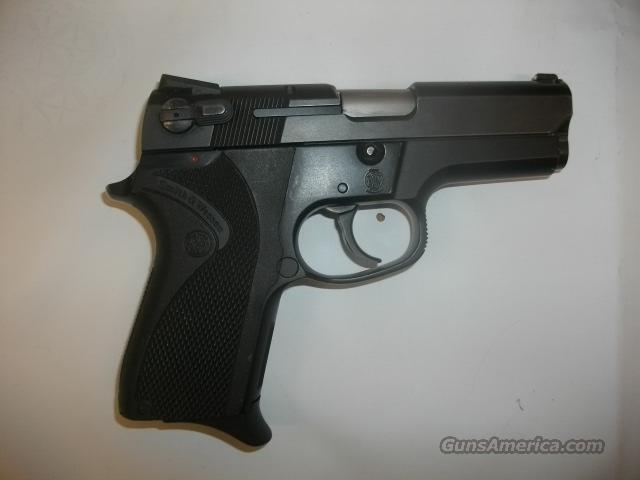 smith and wesson 6904 9mm old school  Guns > Pistols > Smith & Wesson Pistols - Autos > Steel Frame
