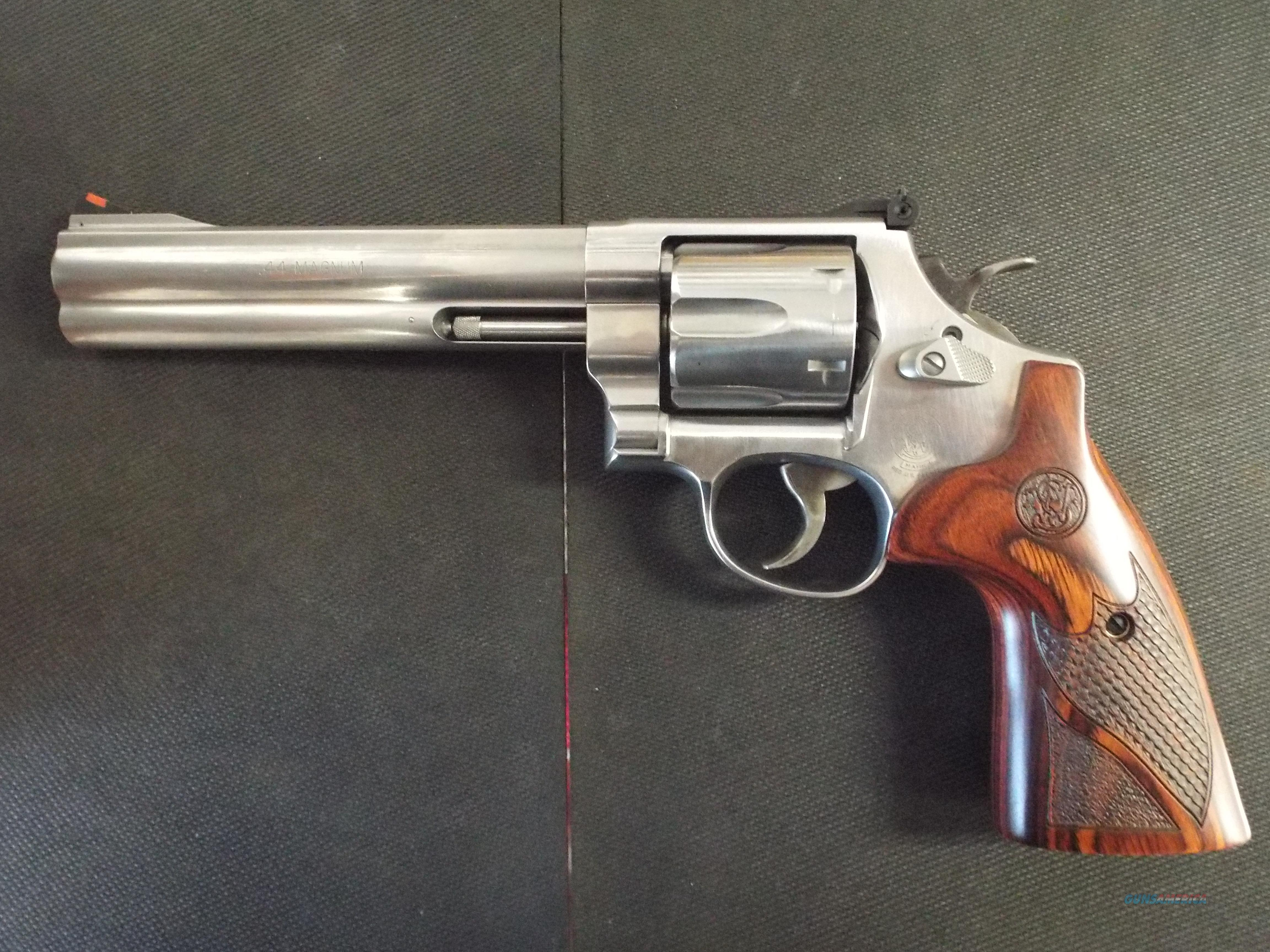 "Smith And Wesson 629-6 6.5"" .44 Magnum  Guns > Pistols > Smith & Wesson Revolvers > Model 629"