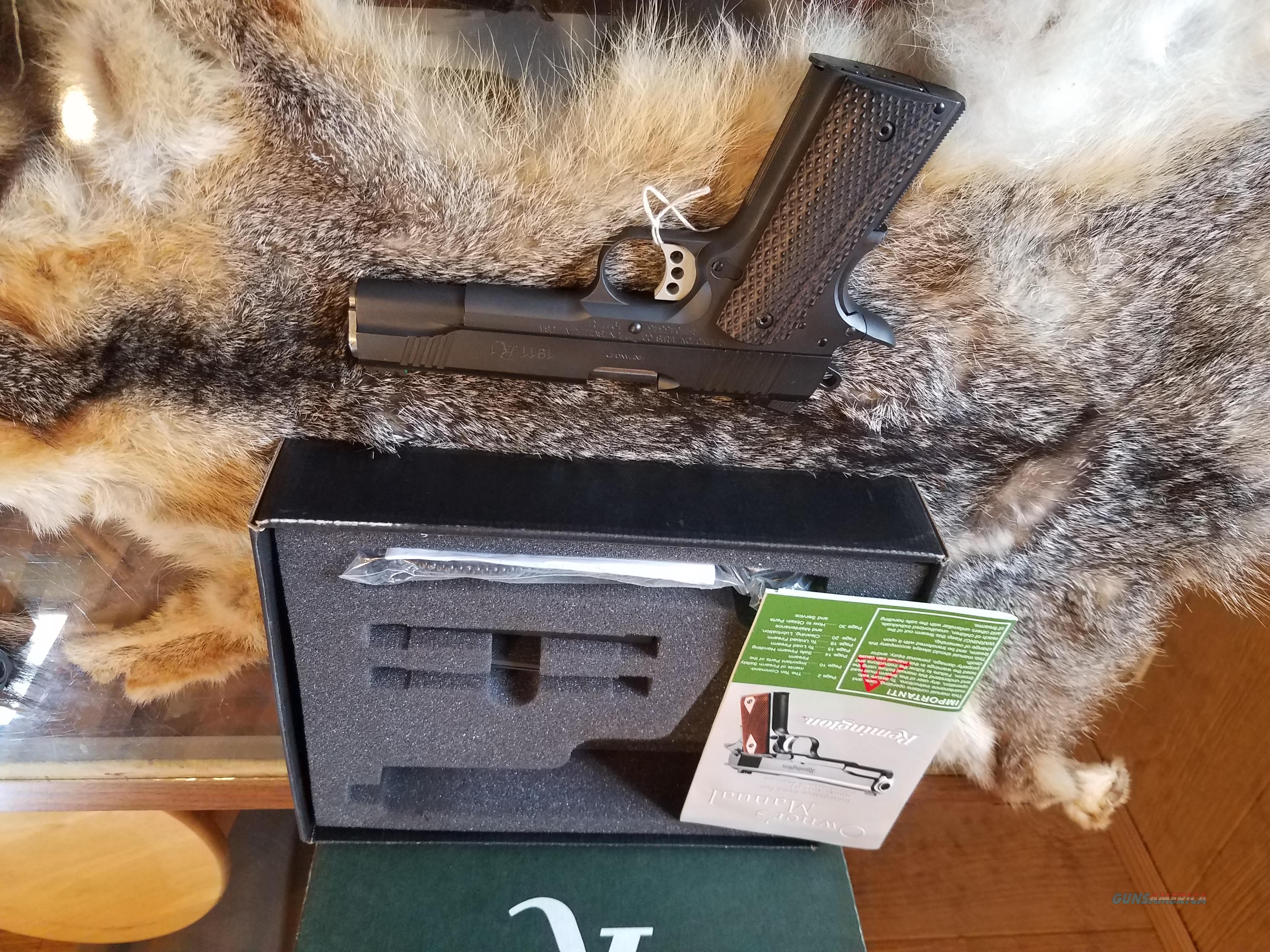 Remington R9 Enhanced   Guns > Pistols > Remington Pistols - Modern > 1911