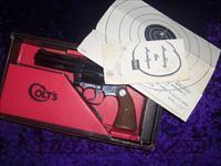 Colt Diamondback 1968  Guns > Pistols > Colt Double Action Revolvers- Modern