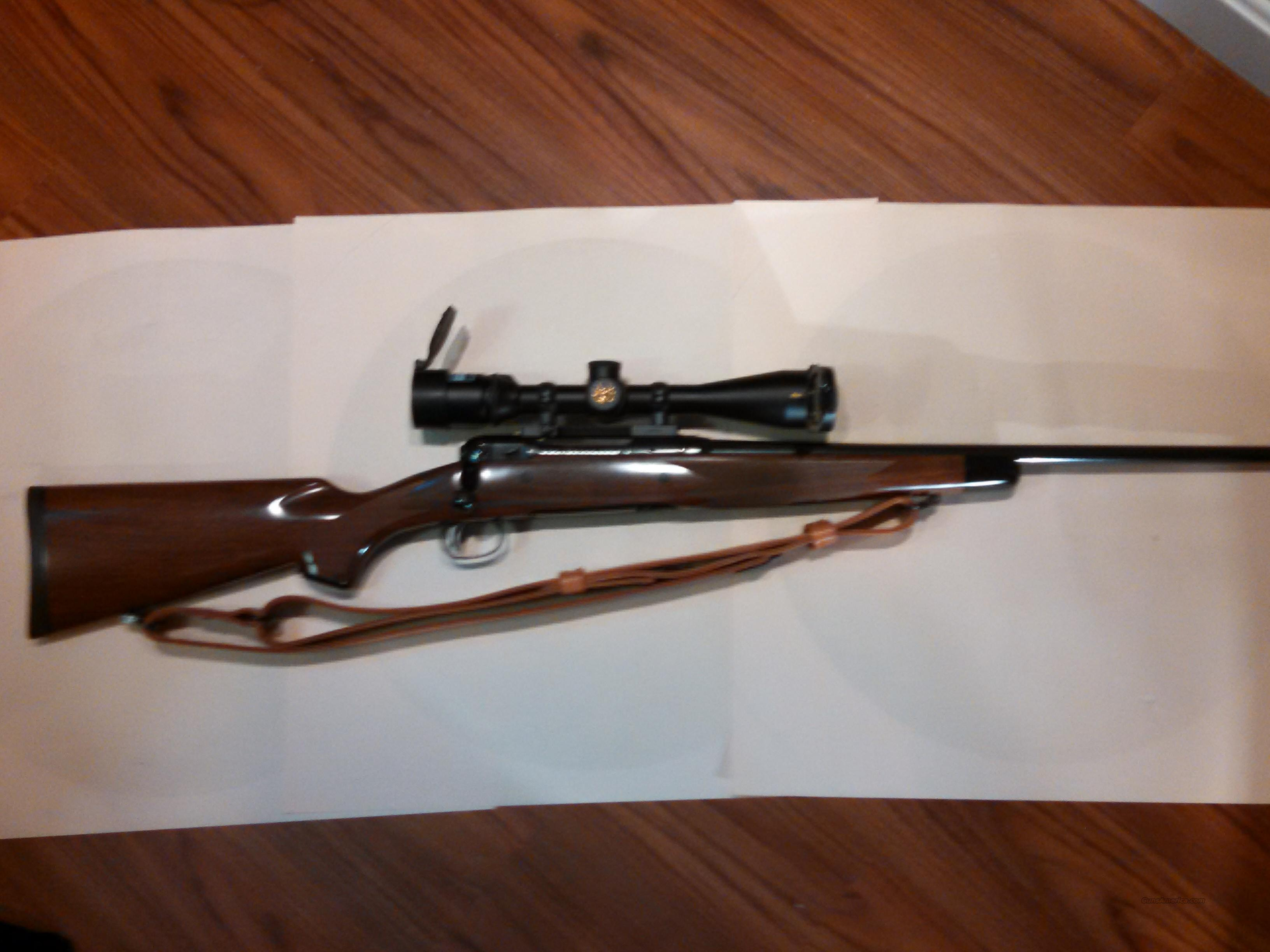 Savage Model 14 American Classic in .243 Winchester  Guns > Rifles > Savage Rifles > Standard Bolt Action > Sporting