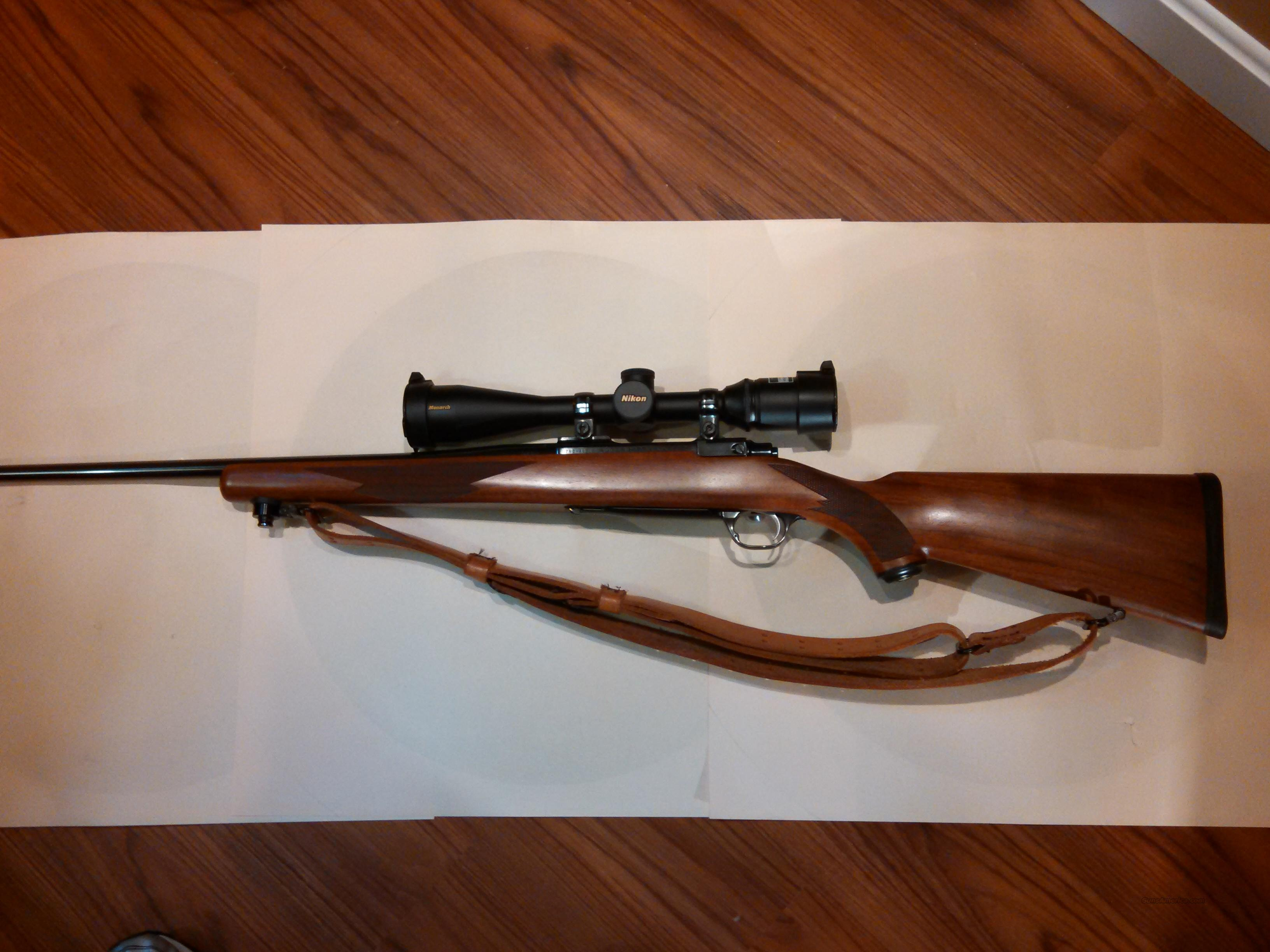 Ruger Hawkeye M77 in .308 Winchester  Guns > Rifles > Ruger Rifles > American