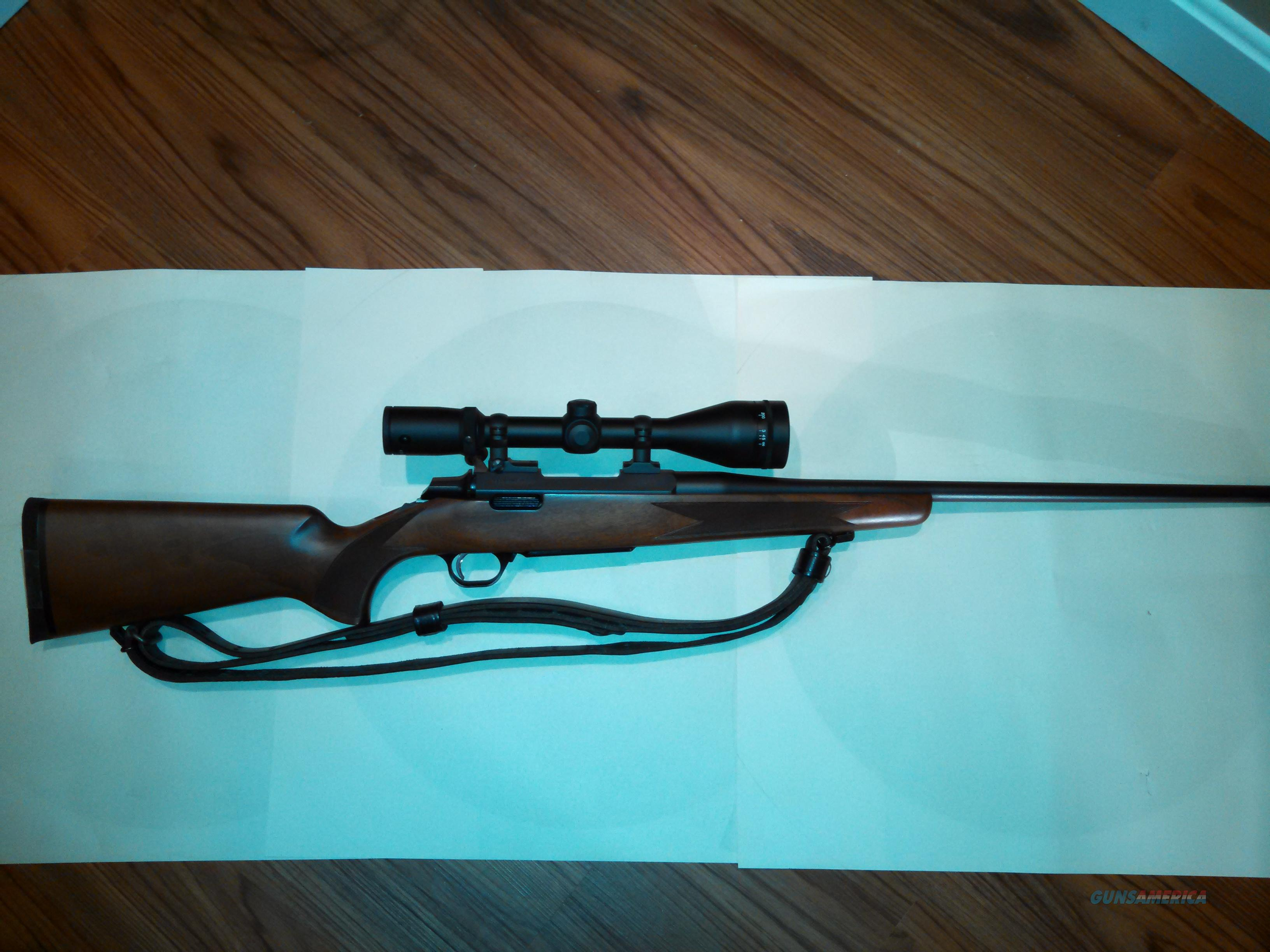 Browning A- Bolt II in .325 WSM (Left Hand)  Guns > Rifles > Browning Rifles > Bolt Action > Hunting > Blue
