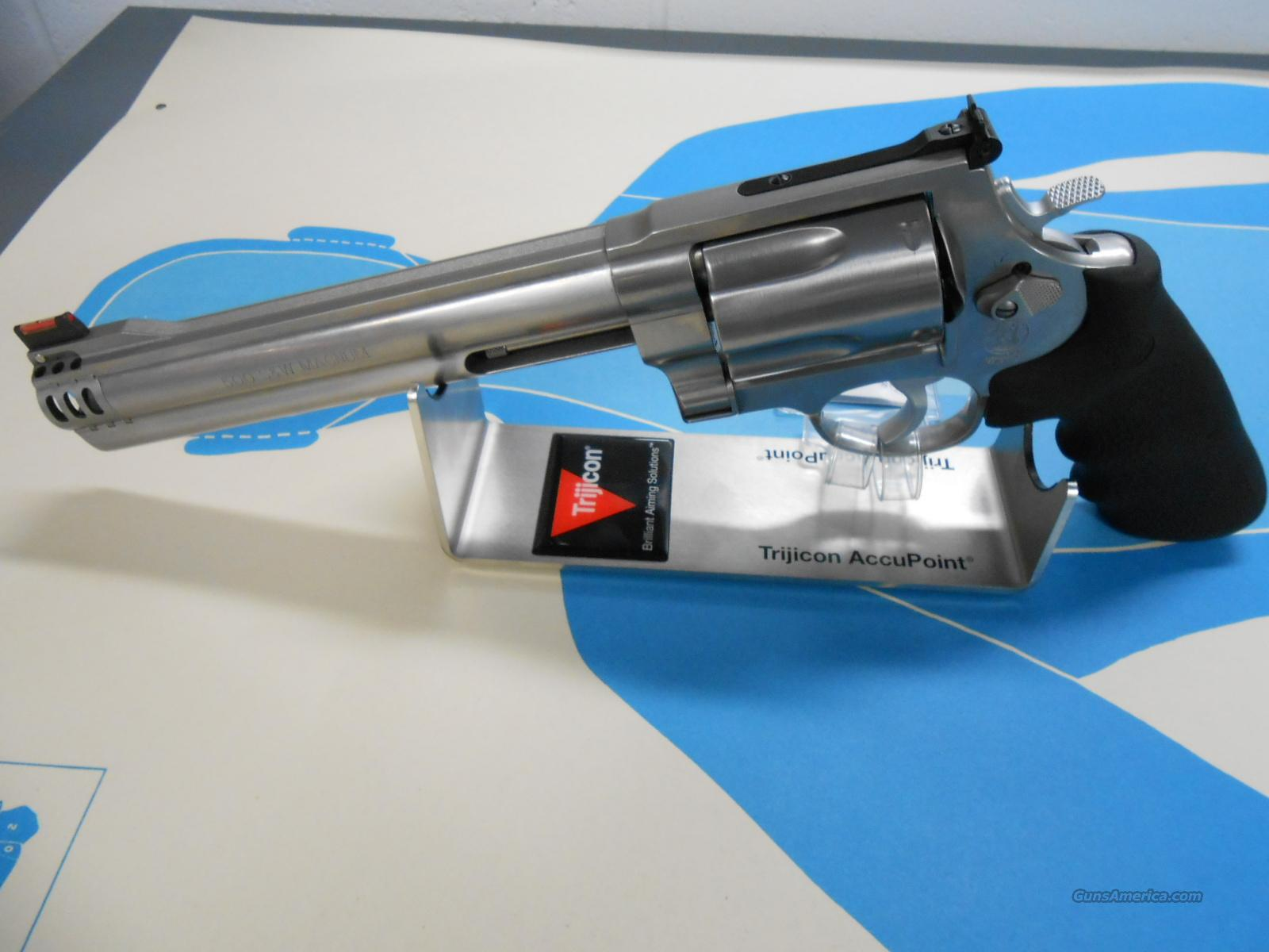 Smith and Wesson 500  Guns > Pistols > Smith & Wesson Revolvers > Full Frame Revolver