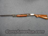 Winchester Model 12 16 Gauge Nickel Steel  Guns > Shotguns > Winchester Shotguns - Modern > Pump Action > Hunting